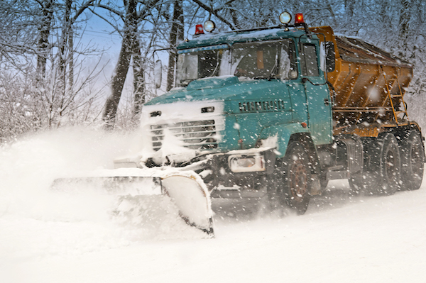 Boston snow and ice removal services